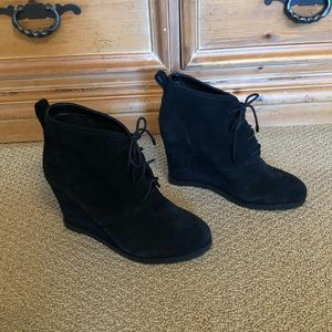 Vince Camuto Bootie wedge (new)